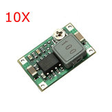 10st Mini DC instelbare Power Supply Buck Module stap-down module