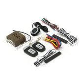 Сигнализация 8Pcs автомобилей Старт системы двигателя PKE Keyless Entry & Start Remote кнопочный