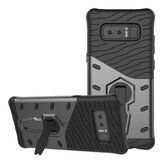 Bakeey ™ Armor Rotating Bracket PC Custodia in TPU per Samsung Galaxy Note 8