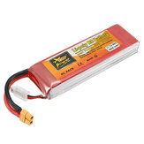 ZOP Power 11.1V 5000mAh 3S 60C Lipo Bateria Plugue XT60