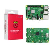 Raspberry Pi 3 Scheda madre del modello B+ (Plus) Scheda madre con BCM2837B0 Cortex-A53 (ARMv8) CPU LAN wireless dual band a 1,4 GHz con 1GB RAM