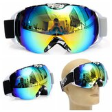 Motorcycle Racing Anti Fog Goggles Dual Lens Outdooors Snowboard Ski Snowboard Goggles