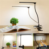 LED Dimmerabile Desk lampada USB Eye Care Table Lampade da lettura Comodino Bedroom Decor