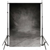 5x10FT grande pano de fundo cinza retro pano de fundo Photo Studio Photo Props