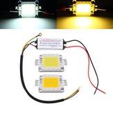 9W Su Geçirmez Yüksek Güç LED Sürücü Beslemesi Işık için SMD Yongası AC85-265V