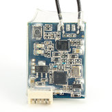 FrSky  XSR  2.4GHz  16CH  ACCSTレシーバ  S-Bus CPPM出力  X9D X9E X9DP X12S Xシリーズ対応