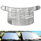 UV Protect Car Front Window Cover Wind Shield Windscreedn Visor Sunshade Universal