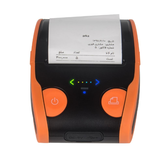 Thermoprinter Android Bluetooth 58M Label Mini POS-ontvangststicker Printer Engels Spaans