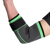 KALOAD 1PC Breathable Elbow Guard Comfort Anti Fatigue Compression Sport Elbow Support Fitness Protective Gear