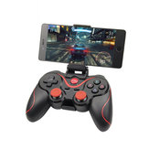 Bakeey Wireless Bluetooth 3.0 Gamepad Joystick Controller per giochi + supporto + ricevitore per tablet telefono