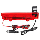 Reversing Backup Car Rear View Camera w/Brake Light for VW Transporter T5 T6 2010-ON