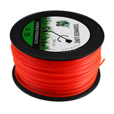 2.7mm 15/50/120m Roll Nylon Trimmer Line Mower Grass Rope Brushcutter Cord Wire