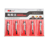 5Pcs Shoe Repair Glue Special Use Leather Shoe Sports Shoe High Heel Fix Crack Repair Adhesive