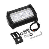 رباعي الصف 5 بوصة 84W 7000LM Flood Spot Beam Combo LED Work ضوء for Offroad Truck SUV