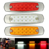 12V LED Side Marker Indicator Light Lamp Voor Truck Trailer Vrachtwagen Van Bus