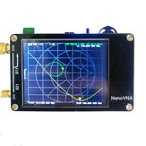 Original NanoVNA Vector Network Analyzer 50KHz - 900MHz Digital Display Touch Screen Shortwave MF HF VHF UHF Antenna Analyzer Standing Wave