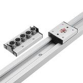 Machifit SGR15-500L مع SGB15-3UU SGB15-5UU الشريحة بلوك مدمج خطي مزدوج المحور الأسطوانة دليل