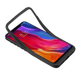 Bakeey All-inclusive 2 in 1 Matte Soft Custodia protettiva per Xiaomi Mi8 Mi 8