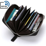 Men Blocking Wallet Coin Bag Protective Wallet