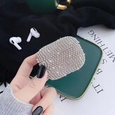 Luxury 3D Diamond Glitter Bling Earphone Protective Case for AirPods 1 2 for Airpods Pro 3