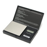 0.01g-500g Electronic Pocket Mini Digital LCD Gramado de escala de peso de ouro
