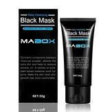 Mabox Carvão Blackhead Peel Off Máscara