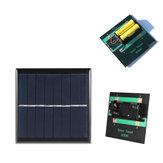 1W 4V 0.25A Panel de potencia de carga del cargador Batería portátil Solar