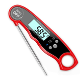Waterdichte digitale vleesthermometer Super Fast Instant Read Thermometer BBQ Thermometer