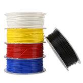 Creality 3D® Branco / Preto / Amarelo / Azul / Vermelho 1KG 1,75mm PLA Filamento para Impressora 3D