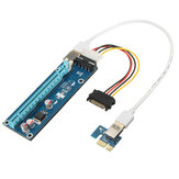 0.6m USB 3.0 PCI-E 1x to 16x Graphics Card Extended Cable Card Adapter