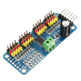 PCA9685 16-Channel 12-bit PWM Servo Motor Driver I2C Module For Arduino Robot