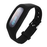SH04 Smart Sport Bracelet Pedometer Sleep Monitor Smart Blue
