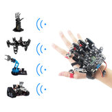 LOBOT Open Source Lead Motion Glove For RC Robot Controlling Compatible With