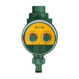 KCASA KC-JK666 Jardim Temporizador de rega automática Temporizador de indução Temporizador