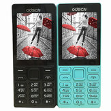 ODSCN 216 2.4 cal 860 mAh Whatsapp FM Radio bluetooth Głośnik Dual Sim Mini Card Phone