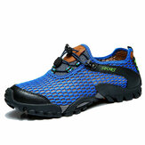 Men Mesh Anti Collision Toe Randonnée Escalade Outdoor Athletic Shoes