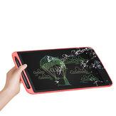 A2 8.5 بوصة lcd الكتابة الرسم الرسم المفكرة بخط اليد اللوحة مكتب الوسادة ضد للماء شاشة قفل مفتاح بنقرة واحدة ممحاة اللعب