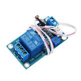 XH-M131 DC 12 V Resistor Fotossensível Módulo Interruptor de Controle de Luz Relé Fotossensível Módulo de Potência Com Cabo de Prova de Controle Automático de Brilho Com Função de Proteção de Conexão Reversa