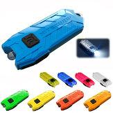 Nitecore Tシリーズチューブ45LM USB充電式LEDライトキーホルダー