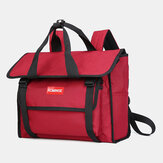 Men Women Nylon Large Capaticy Sporty Travel Backpack