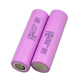 2PCS INR18650-30Q 3000mah 20A Flat Top Protected Power 18650 Li-ion Батарея для Samsung