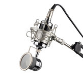 Professional Sound Dynamic Mic Studio Recording Condensor Microphone