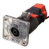 Raitool ™ 220V 420W Mano Elettrica Cavo Trimmer Laminatore Legno Falegnami Strumenti + Accessori