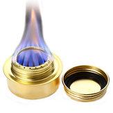 ミニキャンプアルコールストーブポータブル銅炊飯器アルコールバーナー超軽炉