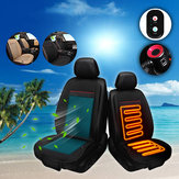 12V Automobile Ventilation Cooling Seat Cushion Pad Electric Heating Mat Car Styling Interior Accessories