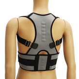 Adjustable Back Support Sport Back Corrector Lumbar Shoulder Protection Pain Relief