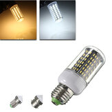 E14 / B22/E27 LED Bombilla 9W SMD 4014 138 900LM Pure White / Warm White Corn Light Lámpara AC 220V