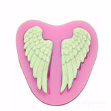 Angel Wings Silicone Fondant Mould Chocolade Polymer Clay Mould