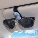 カー・メガネクリップ・カード・クリップ自動車自動車ポータブル眼鏡ホルダー・アクセサリー