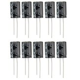 Geekcreit® 10pcs 35V 1000uF Electrolytic Capacitor Low ESR 13 x 20mm